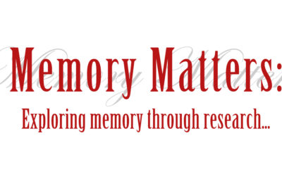 Memory Matters: The public's chance to explore memory and learning research